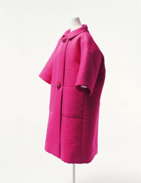 Abrigo cocoon de Balenciaga