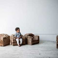 Foto 5 de 5 de la galería asientos-de-carton-para-ninos en Decoesfera