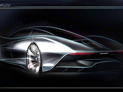 McLaren BP23: más de 900 CV en busca del McLaren de calle más brutal de todos los tiempos