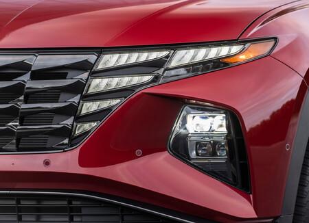 Hyundai Tucson 2022 Mexico 20