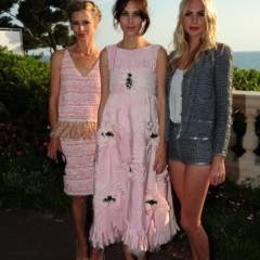 Foto 2 de 23 de la galería las-bellezas-fieles-de-chanel-en-el-front-row-de-la-coleccion-crucero-2012 en Trendencias