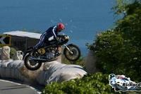 Cabalgada de Ducati en la Isla de Man