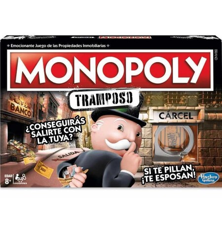 Monopoly Tramposo Juegos MesaMonopoly- Tramposo