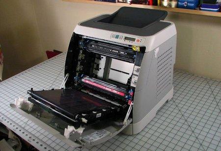 Reparar una impresora no sale rentable