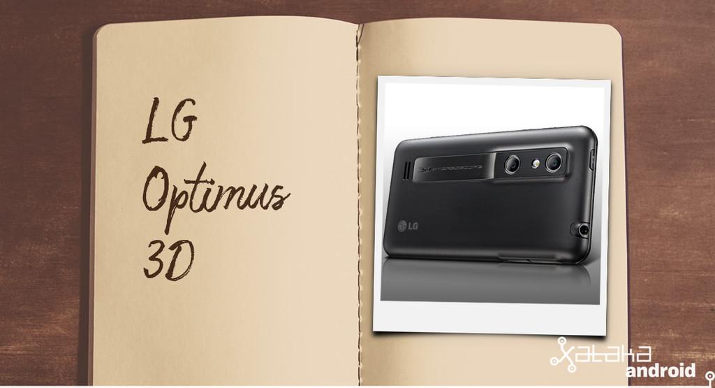 Móviles con los que flipaste en su día: <stro />LG℗</strong> Optimus 3D &#8220;>     </p> <div class=