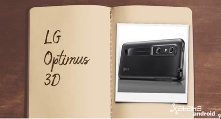 Móviles con los que flipaste en su día: LG Optimus 3D