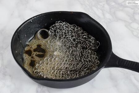 Limpiador Sarten Malla3