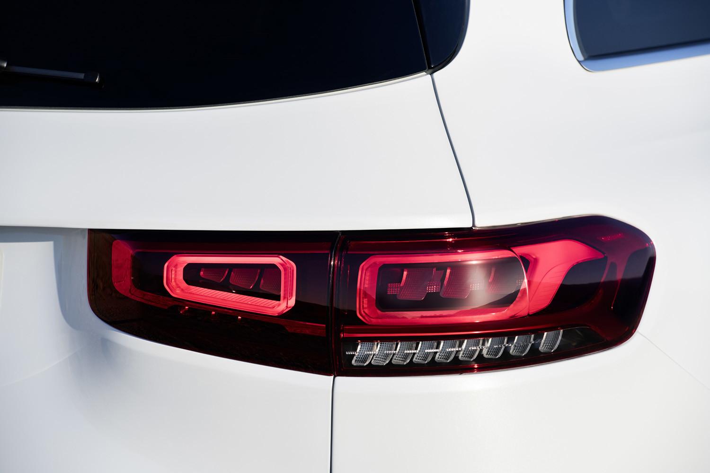 Foto de Mercedes-Benz GLB 2019 (19/68)