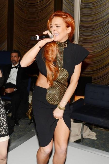Ya podemos dormir todos tranquilos que Terry Richardson nunca se ha acostado con Lindsay Lohan
