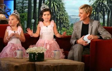 Poprosa te presenta a las 'mini-celebrities' Sophia Grace y Rosie