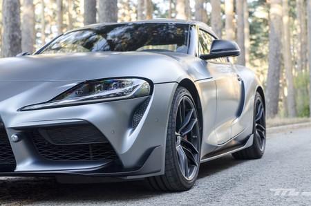 Toyota Supra 2020 Prueba 027