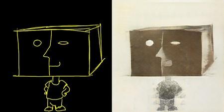 Una inteligencia artificial convierte tus bocetos en obras de arte