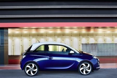 El Opel Adam no tendrá versión eléctrica