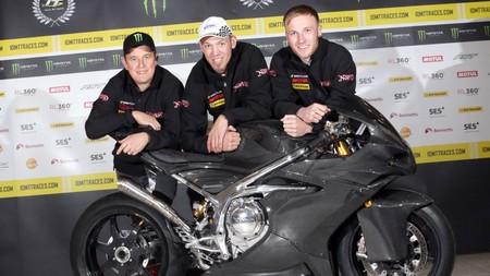 Norton completa su equipo de ensueño fichando a John McGuinness y Peter Hickman
