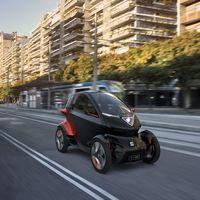 SEAT Minimó es el cuatriciclo 100% eléctrico con 100 km de autonomía y al que le cambiarás la batería en segundos