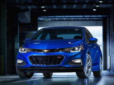 Al final, resulta que el Chevrolet Cruze Sedan 'made in Mexico' sí se vende en EE.UU.