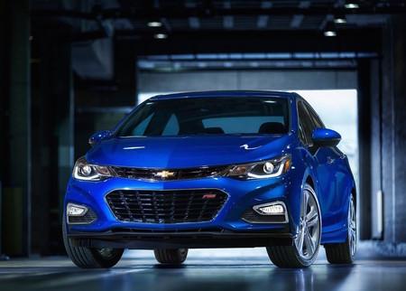Al final, resulta que el Chevrolet Cruze Sedan 'made in Mexico' sí se vende en EE.UU.