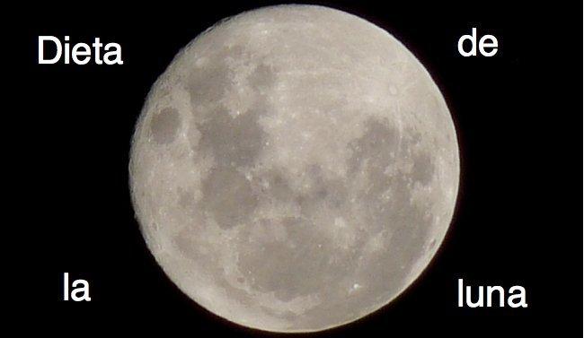 la dieta de la luna llena