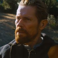 Hermoso tráiler de 'At Eternity's Gate': Willem Dafoe se transforma en Vincent Van Gogh