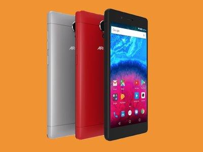 Archos Access, Core y nuevos Sense: móviles de todos los tamaños por unos 100 euros