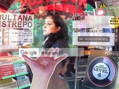 Este vídeo muestra la pesadilla a la que nos podría enfrentar la realidad aumentada