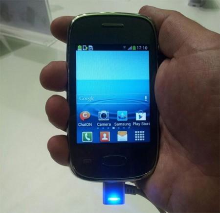 Samsung Galaxy Star y Samsung Galaxy Pocket Neo