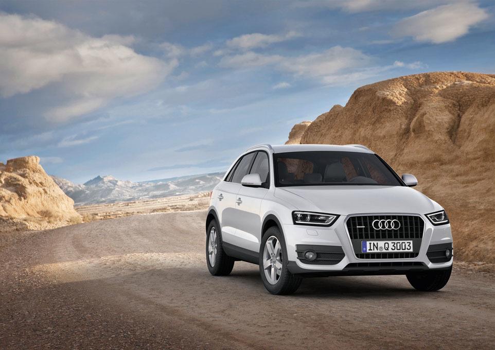Foto de Audi Q3 oficial (28/31)