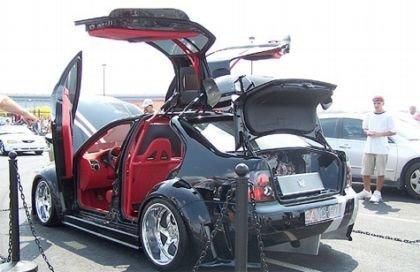 Volkswagen Jetta Tuning