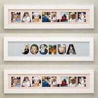 Marcos con fotos del nombre de tus hijos