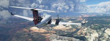 La increíble mejora de rendimiento de 'Microsoft Flight Simulator' al actualizarse muestra la importancia de optimizar el software