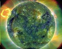 Divulgadas imágenes nunca vistas del Sol y sus erupciones