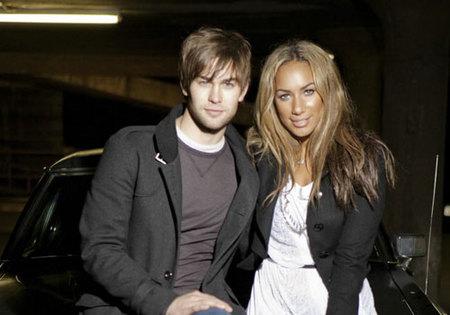 Chace Crawford en el último vídeo de Leona Lewis
