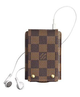 Funda Louis Vuitton iPod