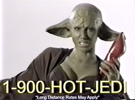 El Despertar de la Fuerza... y de las parodias porno de Star Wars - la imagen de la semana