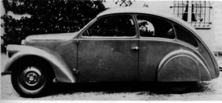 Porsche Zundapp Type 12