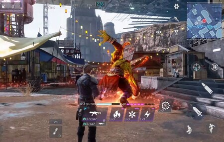 Final Fantasy VII: The First Soldier nos muestra sus partidas battle royale: invocaciones, magias y escenarios clásicos