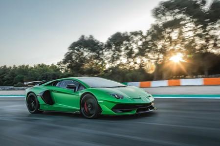 Lamborghini Reanudara Actividades 4