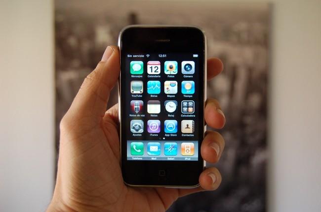 iPhone de contrabando