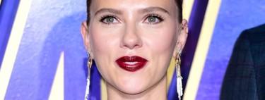 Scarlett Johansson nos deja dos looks ¡wow! en su promoción de Los Vengadores en Londres
