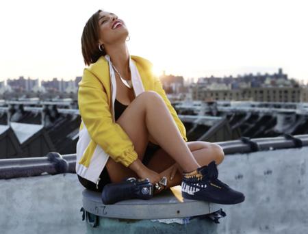 Las Reebok de Alicia Keys