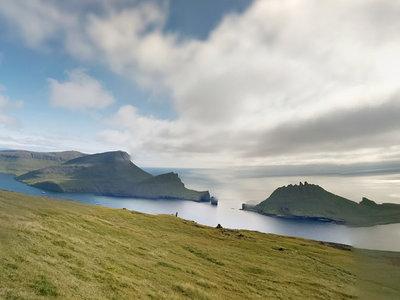 Las Islas Feore ya tienen su Google Street View hecho por ovejas. Y el resultado es espectacular