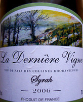 Pierre Gaillard La Dernière Vigne 2006