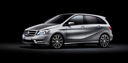 Nuevo Mercedes-Benz Clase B: todos los datos, imágenes oficiales y vídeo