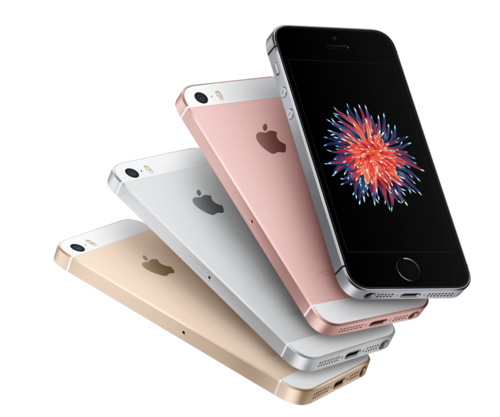 Apple presentó el iPhone SE: el teléfono de 4 pulgadas ha vuelto