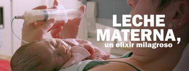 'La leche materna, un elixir milagroso': un documental científico que analiza los sorprendentes beneficios de la leche materna