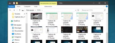 Como hacer una captura de pantalla o screenshot rápida en tu ordenador Windows y sin tener que usar Paint