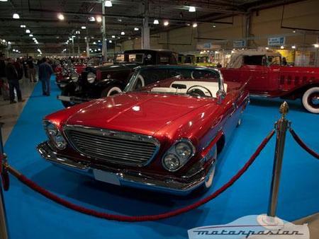 Antic Auto Alicante 2010, horarios de la séptima edición