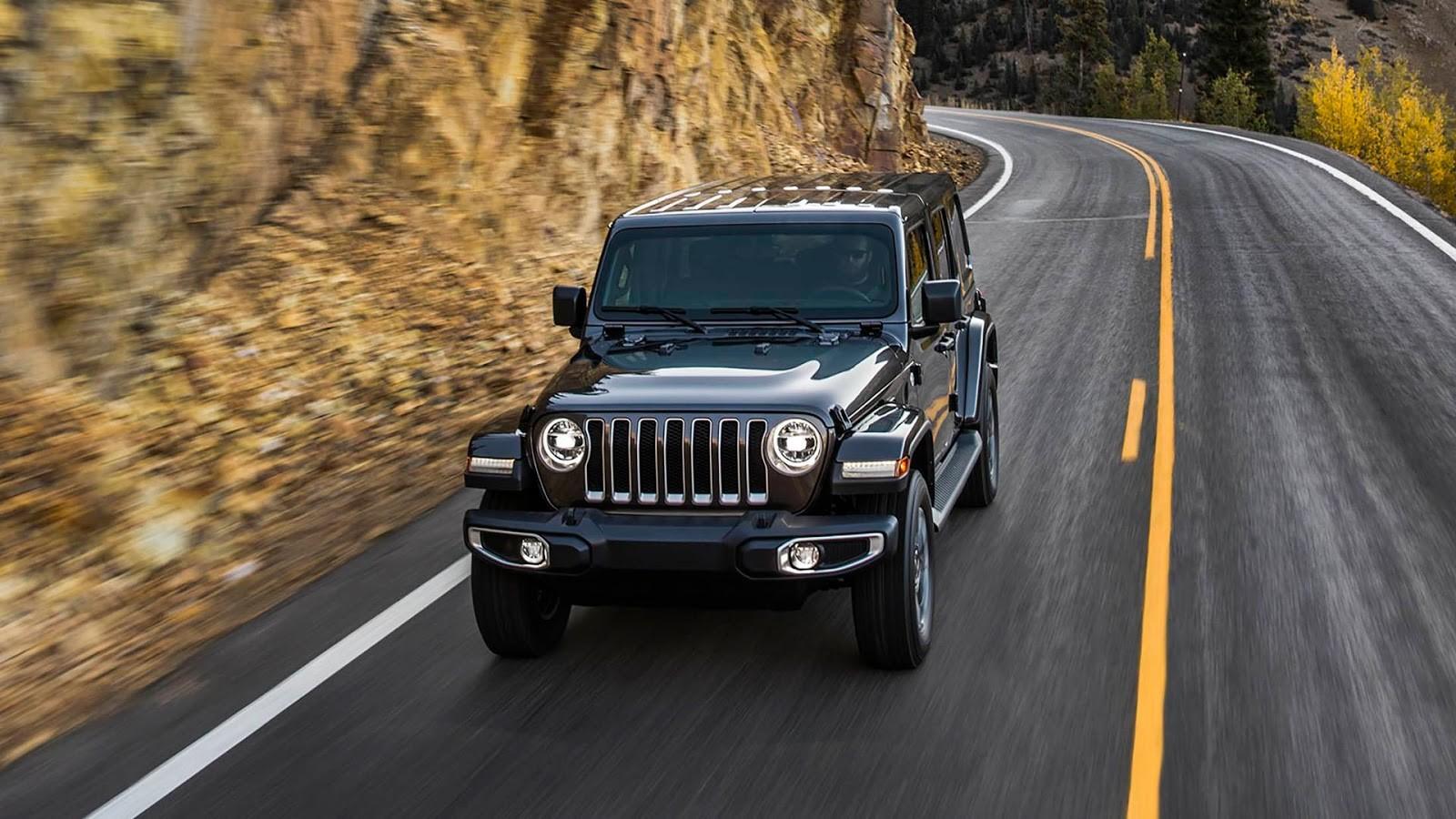 Foto de Jeep Wrangler 2018 (13/114)