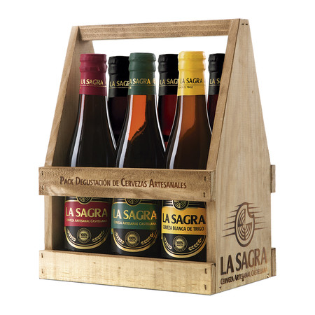 Cervezas Sagra