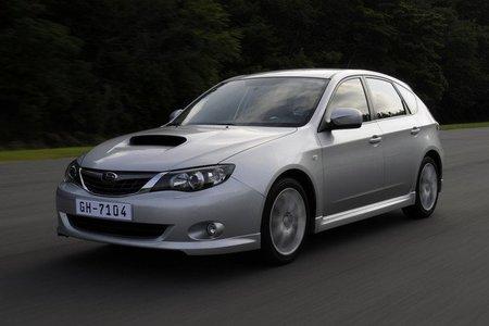 Subaru Impreza Boxer Diesel (2008)